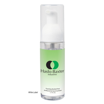 1.7 Oz. Foaming Hand Sanitizer