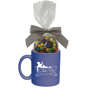 Ceramic Mug with Candy