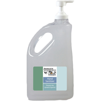 64 oz. Hand Sanitizer Jug
