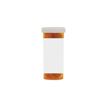 Mini Pill Bottle