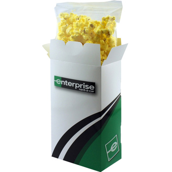 Popcorn Box with Butter Popcorn