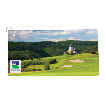 Golf Towel - Dye Sublimated